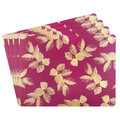 Berry-large-Etched-Leaves-Placemats-Set/4-sara-miller