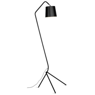 black iron floor lamp, Barcelona, it's about Romi
