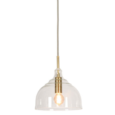 round glass hanging lamp, Brussels, it's about Romi