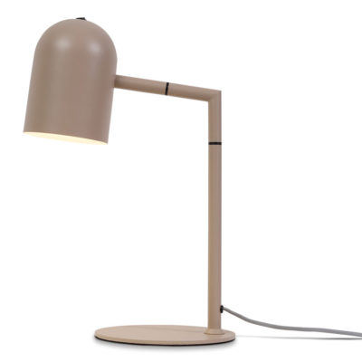 sand iron table lamp, Marseille, it's about Romi