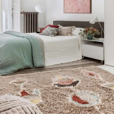 washable wool rug, Arizona, Lorena Canals