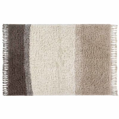 Washable wool rug, FOREVER, Lorena Canals