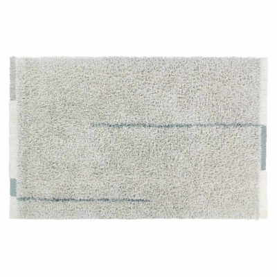 Washable wool rug, WINTER, Lorena Canals