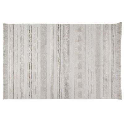 natural washable cotton rug, Air, Lorena Canals