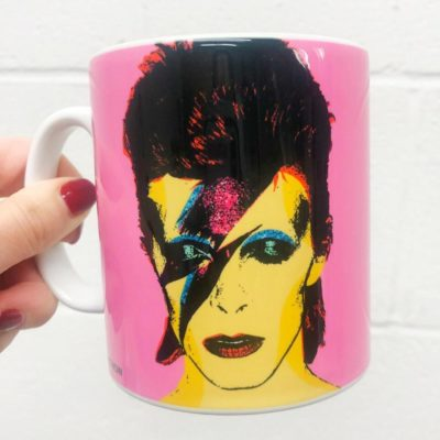 Mug Artwow David Bowie