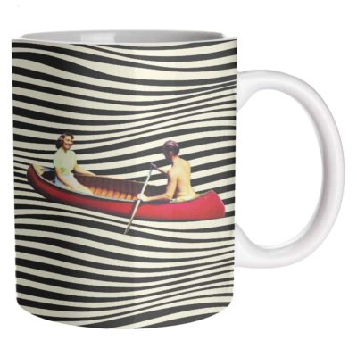 Mug Artwow Illusionary Boat Ride