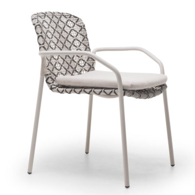 outdoor Armchair, Aria by Kenneth Cobonpue