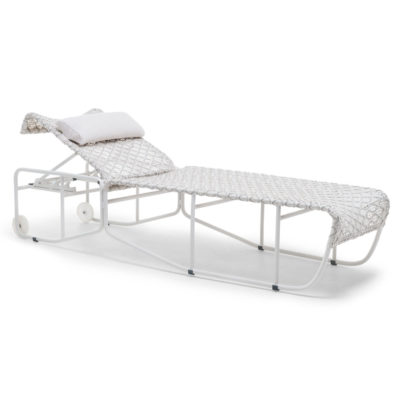 outdoor lounge chair, Aria by Kenneth Cobonpue