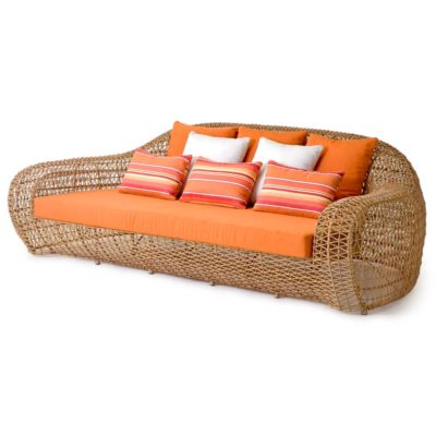 rattan Daybed, Balou by Kenneth Cobonpue