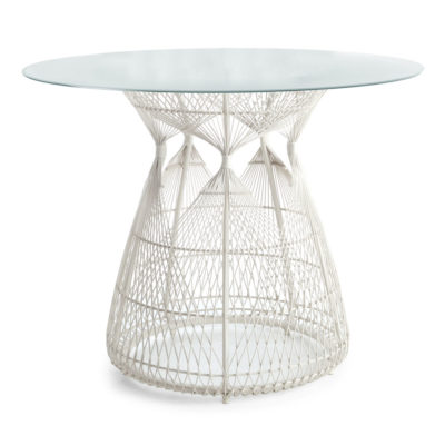 White Dining Table, Hagia by Kenneth Cobonpue