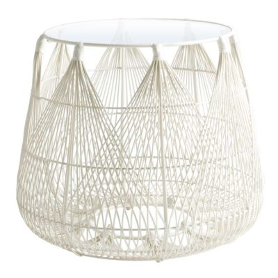 White End Table, Hagia by Kenneth Cobonpue