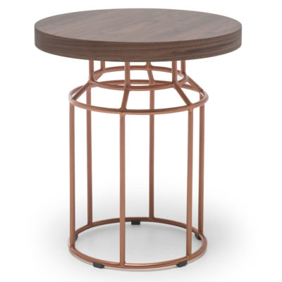 Wooden design End Table, Mason by kenneth Cobonpue