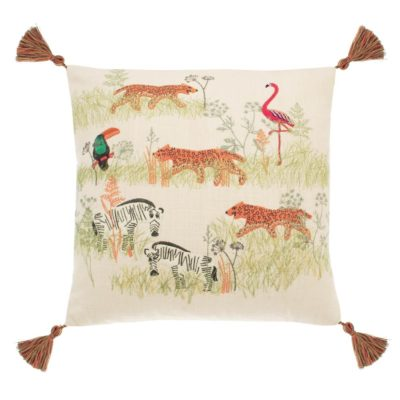 Nomad masai cushion by Walton & Co