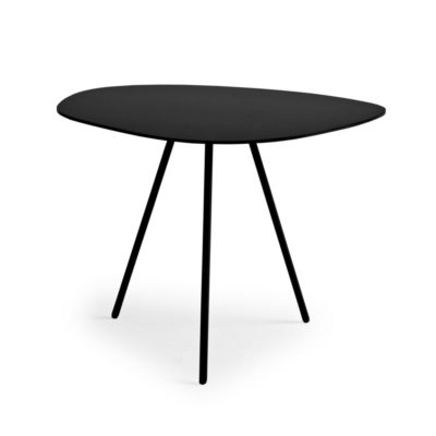 Black Coffee Table small, Pebble by Kenneth Cobonpue