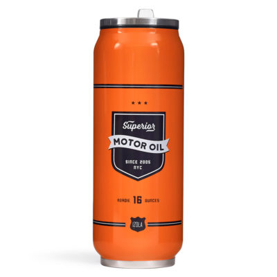 orange Roadie 16oz Motor Oil, Atlantic Folk