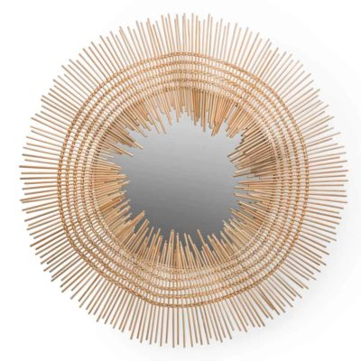 design Gold Mirror, Twiggy by Kenneth Cobonpue