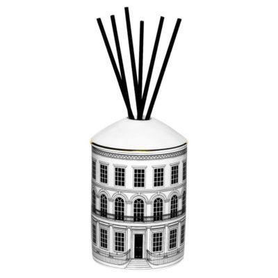 Fine Bone China Diffuser, beautiful buildings by Rory Dobner