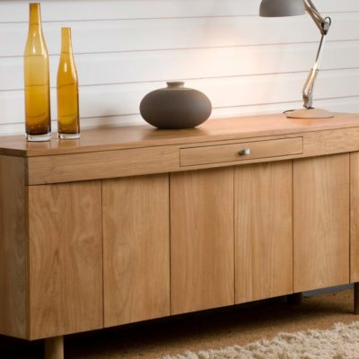 wooden sideboard by Pr Home