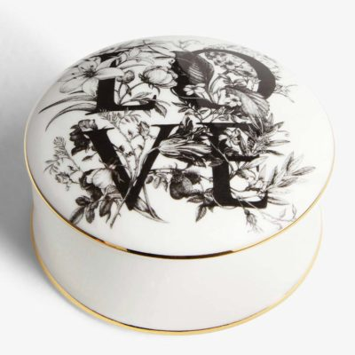 fine bone china love trinket box by Rory Dobner