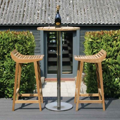 wooden barstool by Pr Home