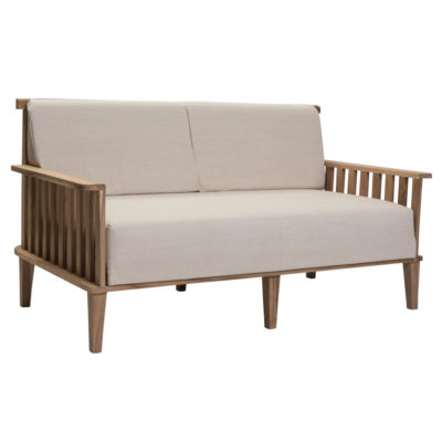 beige outdoor sofa by Pr Home