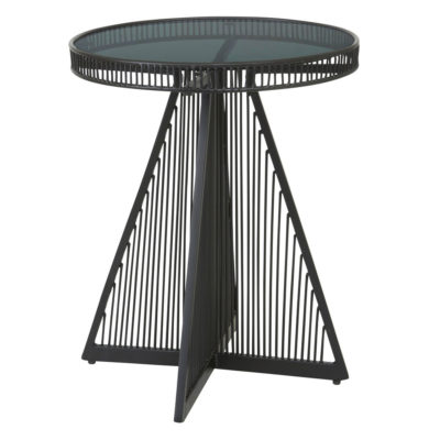 black side table Jakobsdals