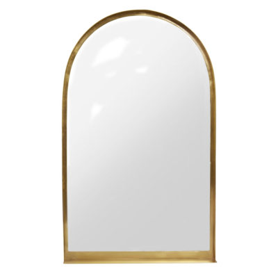 Posh gold Mirror Jakobsdals