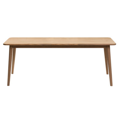 wooden 190x85 dining table by Pr Home