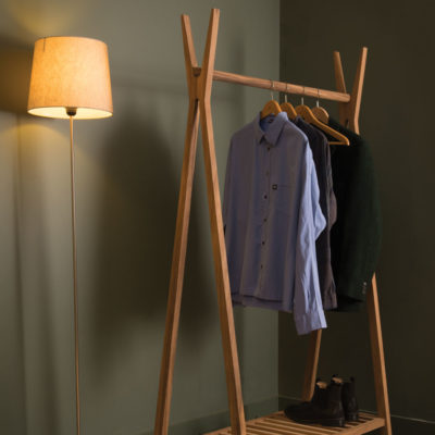 wooden clothes & shoe rail Pr Home