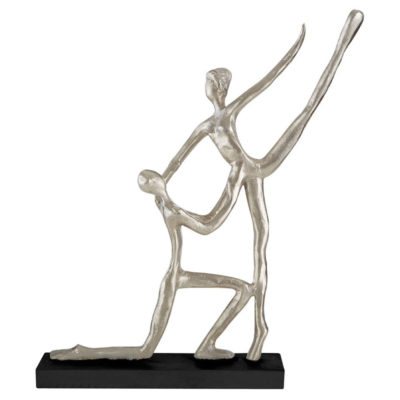 dancing couple figurine, Castex by Latzio