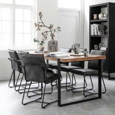 Dining Table Parquet 200cm, Timeless by DTP Home