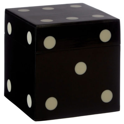 black dice box, Kariba by Latzio