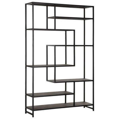 metal bookrack Harmony by MUST Living