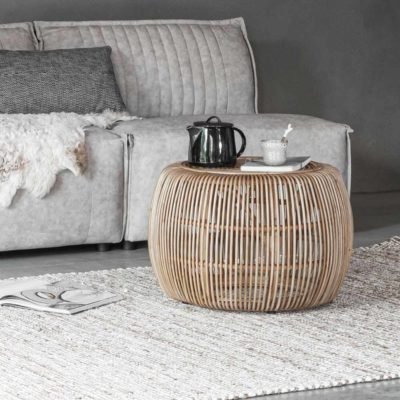 Rattan Coffee Table Lucca by MUST Living