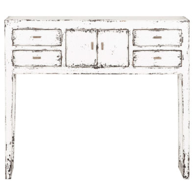white wooden sideboard, Chalk by MUST Living