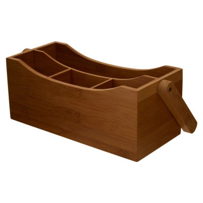 bamboo utensil box, Martin by Latzio