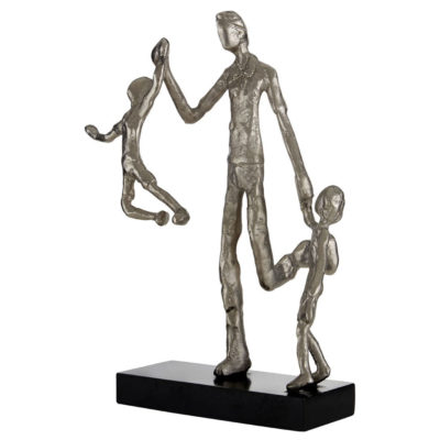 family figurine, Tilcara by Latzio