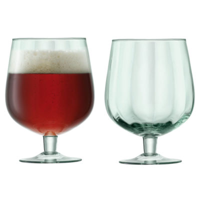 craft beer recycled glass, Mia by LSA International