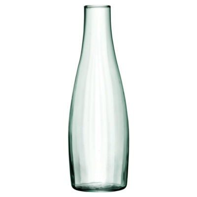 recycled glass water carafe, Mia by LSA International