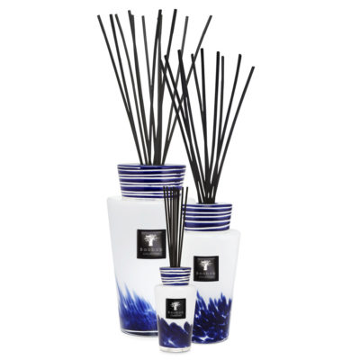 blue totem feather touareg diffuser by baobab