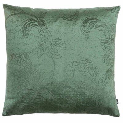 green cushion cover by Jakobsdals