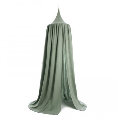 organic cotton green canopy by nobodinoz