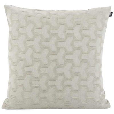 urban white cushion by Jakobsdals