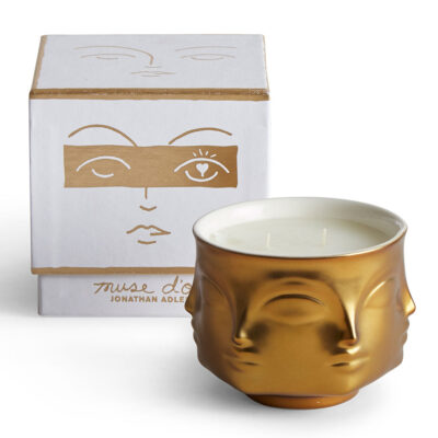 muse dor candle by Jonathan Adler