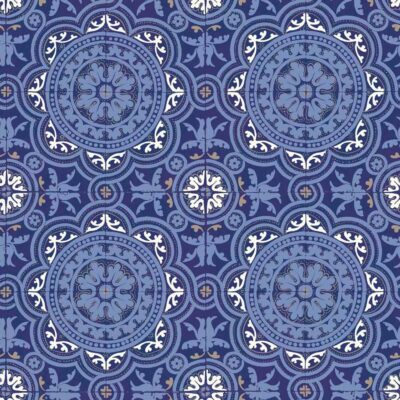 Albemarle piccadilly, tile wallpaper by Cole & Son