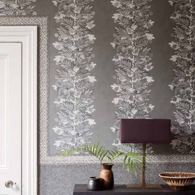 Ardmore Acacia tree and monkey wallpaper by Cole & Son