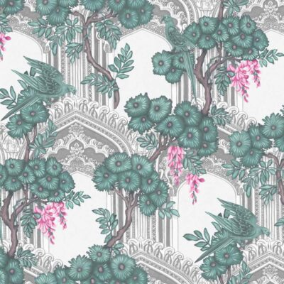 Babylon wallpaper by Cole & Son
