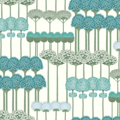 Botanical Botanica allium wallpaper by Cole & Son