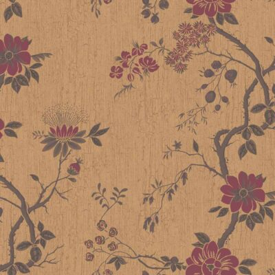 Botanical Botanica camellia wallpaper by Cole & Son