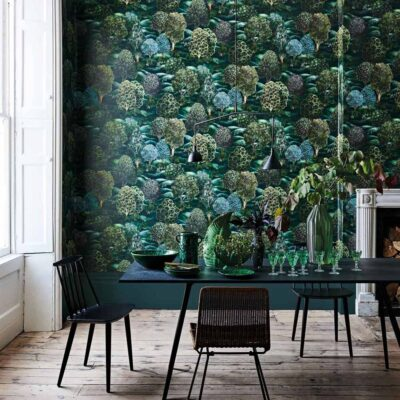 Botanical Botanica forest wallpaper by Cole & Son